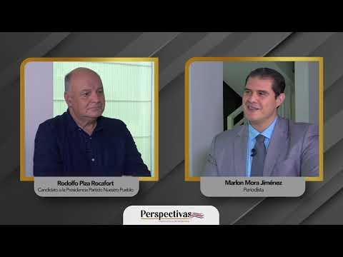 Perspectivas, Democracia Bicentenaria: Rodolfo Piza Rocafort (Previa)