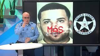 """""""Los Más Buscados Puerto Rico"""": Autoridades tras el rastro de un asesino y un narcotraficante"""