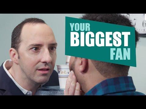 Tony Hale   Your Biggest Fan