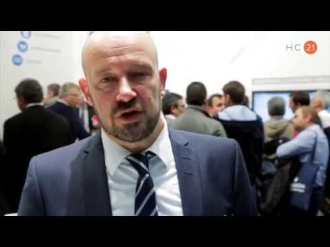 Interview with Emerson at EuroShop