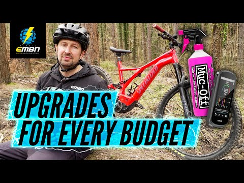 EMTB Upgrades For Every Budget | Best E Bike Upgrades