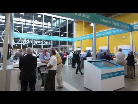 Siemens and DMDII: Bringing the Digital Enterprise to Life