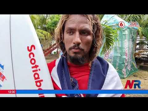 Costa Rica arrasó en el Campeonato Centroamericano de Surf