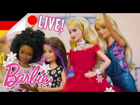 🔴 LIVE: Das beste aus Barbies Story Box! | Barbie Story Box | Barbie Deutsch
