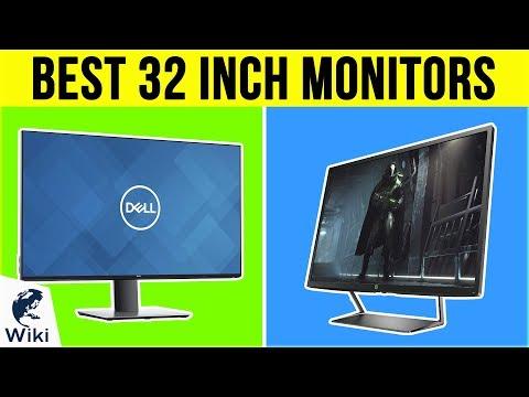 10 Best 32 Inch Monitors 2019