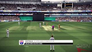 Don Bradman Cricket 14 - Gameplay Commentary