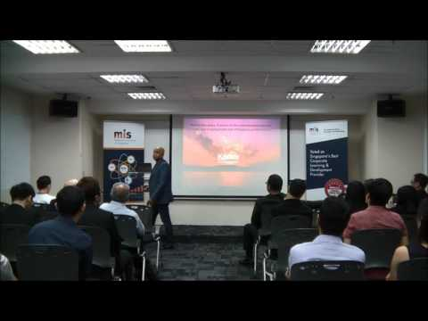 [15 Sep 2016] Presentation on The New Role of Marketing + MOU Signing