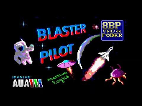 """Nuevo juego """"Blaster Pilot"""" disponible para descarga"""