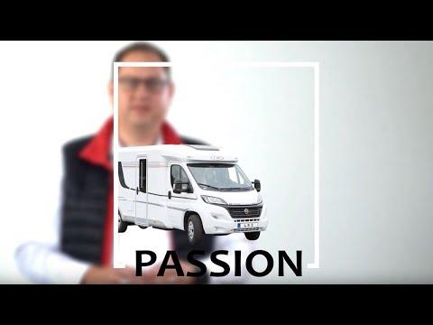 Die LMC Passion Reihe (Caravan Salon 2017)