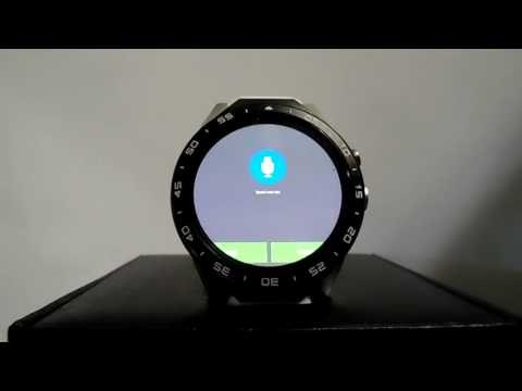 The World's Most Advanced SmartWatch SpeechTrans V4 Quad Core