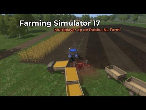 Farming Simulator 17 (Opname 04/09/2018)