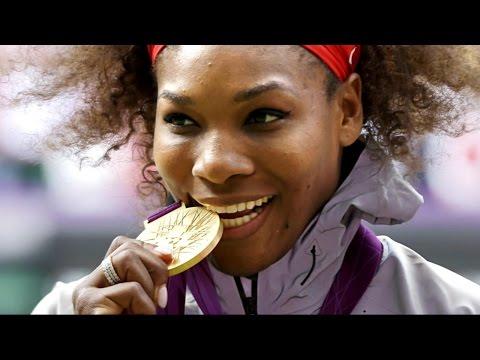 4-Time Gold Medalist Serena Williams Tells All