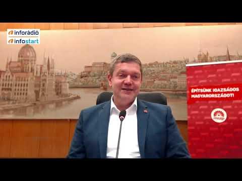 InfoRádió - Aréna - Tóth Bertalan - 2021.01.27.