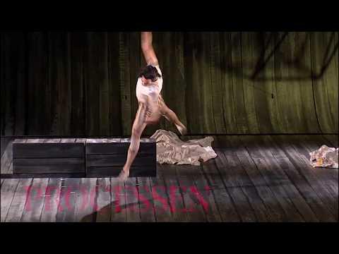 Processen - surrealistisk balett efter Kafkas roman