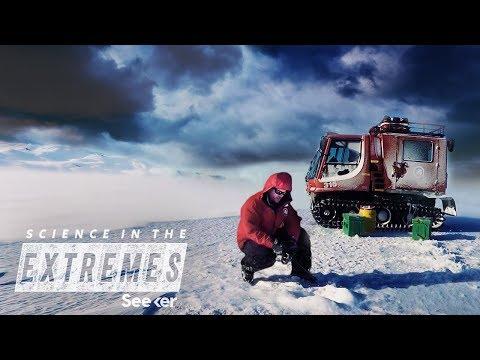 Battling Antarctic Ice Storms to Study the Secrets of Subzero Survival