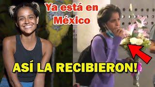 Así fue la bienvenida para Bárbara!! - Survivor México 2021