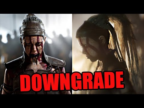 DOWNGRADE Hellblade 2 + Jorge LIXO + Halo FULL MULTI + E3 Voltou + NEWS!   Feat. Sonystas do Mal