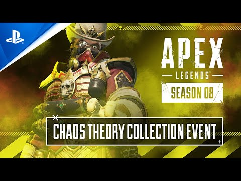 Apex Legends -  Chaos Theory Collection Event Trailer | PS5, PS4