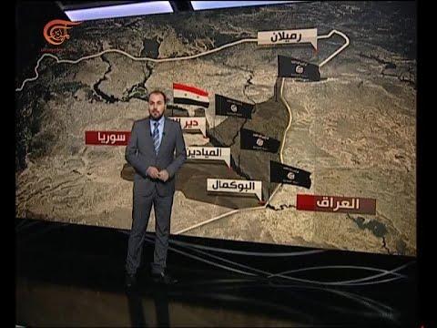 الحدود الأردنية تتوجه لعودة الدولة السورية