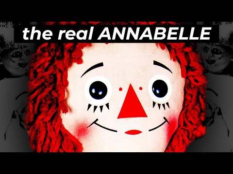 This Doll Is SO Haunted, It May Have KILLED: The True Story Behind Annabelle the Haunted Doll