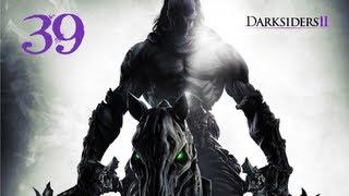 Прохождение Darksiders 2 - Часть 39 — Гробница Вершителя: Встреча с Лордом