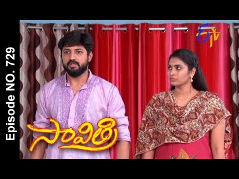 Savithri | 2nd August 2017| Full Episode No 729| ETV Telugu | cinevedika.com