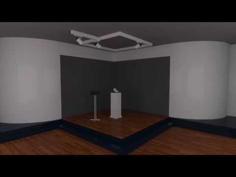 LightScene Global Challenge - Brand Space Idea
