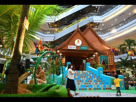 Balik kampung festive vibes in Klang Valley shopping malls