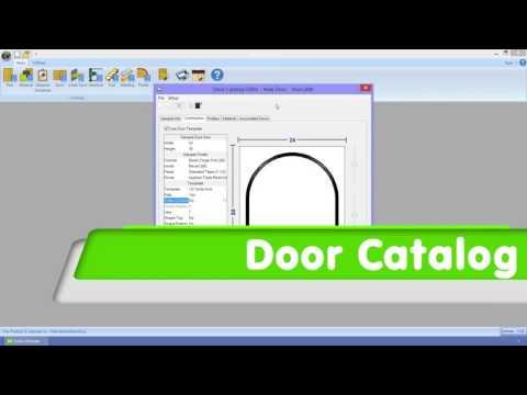 Mademaq : Cabinet Vision Version 9 CAM Patrones para Puertas y pisos - Software CabinetVision