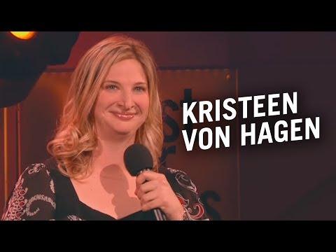 connectYoutube - Kristeen von Hagen - Women Married to Guys on Death Row (Stand Up Comedy)