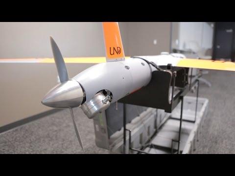 Inside the University of North Dakota's drone piloting program