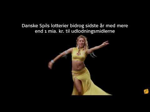 Udlodningsmidlerne støtter danseglæden, mavedans #1