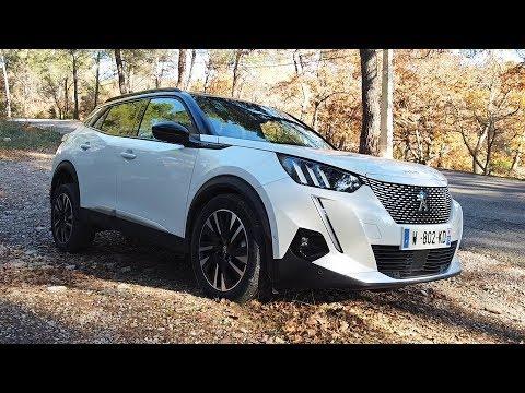 L'elettrica secondo Peugeot: Nuova e-2008!