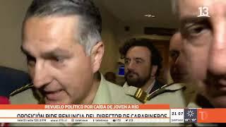 Oposición piden la renuncia del general Rozas y anuncian acusación contra el ministro Pérez