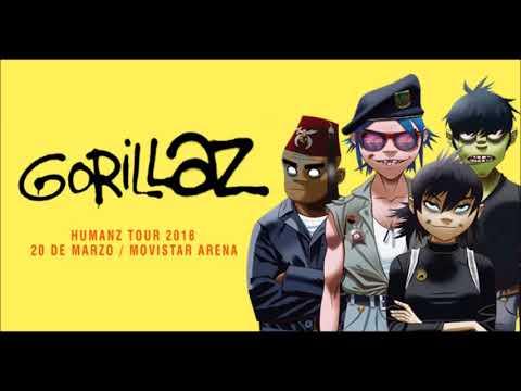 Gorillaz en Chile - Comentario de Radio Cooperativa