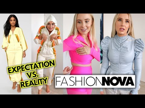 FASHION NOVA WE NEED TO TALK... | Lauren Curtis
