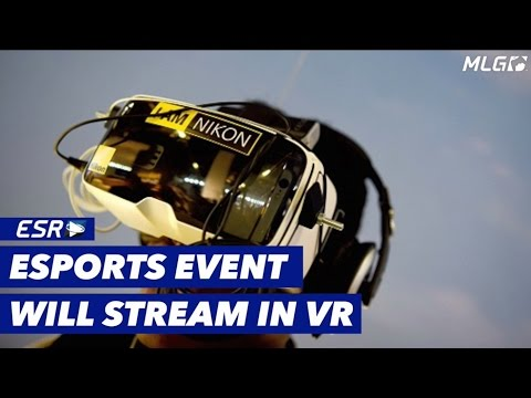 ESL One to be broadcast in Virtual Reality.