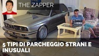 5 Tipi di Parcheggio Strani ed Inusuali | The Zapper