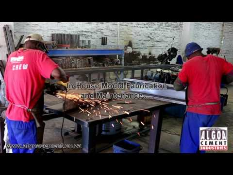 Algoa Cement - Workshop