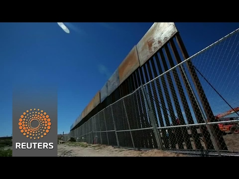 Mexico: Trump's wall tax would cost U.S. consumers