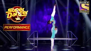 Pritam And Pratik Leave The Audience Awestruck | Super Dancer Chapter 3 - SETINDIA
