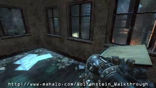 Wolfenstein Walkthrough - Mission 3: Church P2