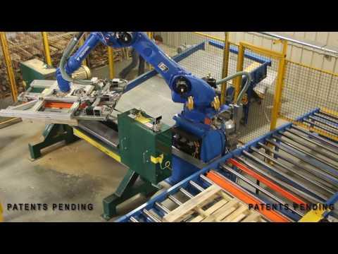 Robotic Pallet Dismantling