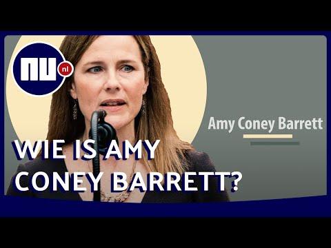 Wie is Amy Coney Barrett, Trumps kandidaat opperrechter? | NU.nl