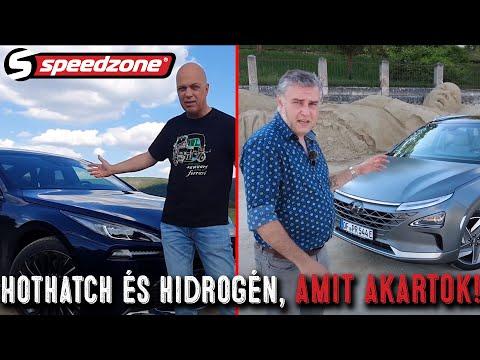 Speedzone teszt: Hothatch és hidrogén, amit akartok!