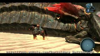 Darksiders Walkthrough - The Ashlands Part 7