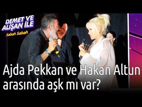Demet ve Alişan ile Sabah Sabah | Ajda Pekkan ve Hakan Altun Arasında Aşk Mı Var?