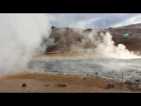 "Сибиряки на ""Оке"" доехали до Исландии. Видео: #CHALLENGEUP - Скандинавия"