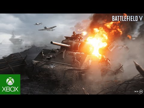 Battlefield V ? Free Trial Weekend Trailer