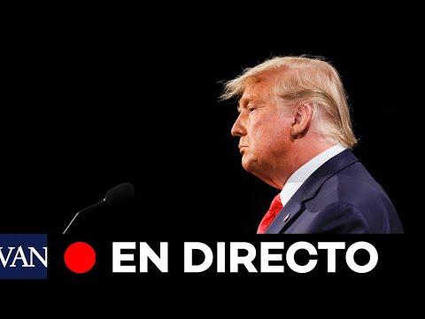 DIRECTO: Trump sale del Comité Republicano en Virginia